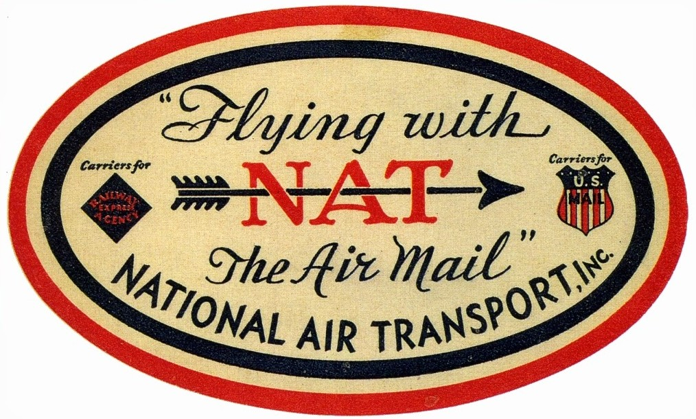 Air Vintage Travel Labels - VINTRALAB-006