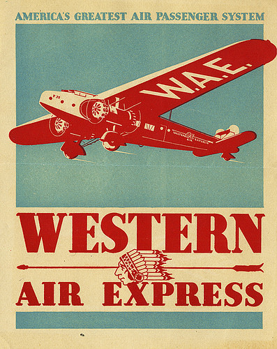 Air Vintage Travel Labels - VINTRALAB-039