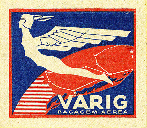 Air Vintage Travel Labels - VINTRALAB-045