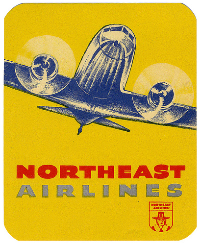Air Vintage Travel Labels - VINTRALAB-063