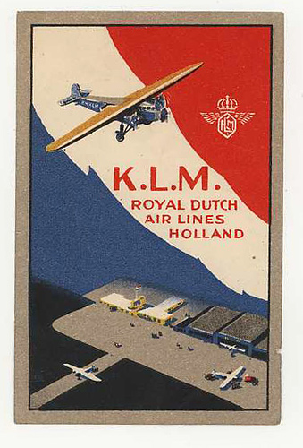 Air Vintage Travel Labels - VINTRALAB-095