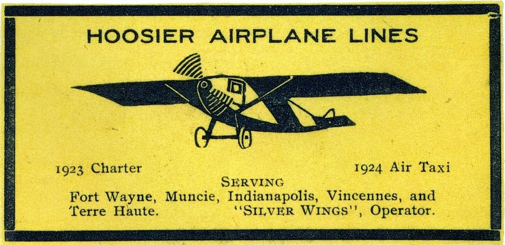 Air Vintage Travel Labels - VINTRALAB