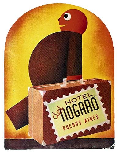 Argentina - BUE - Buenos Aires - Hotel Nogaro