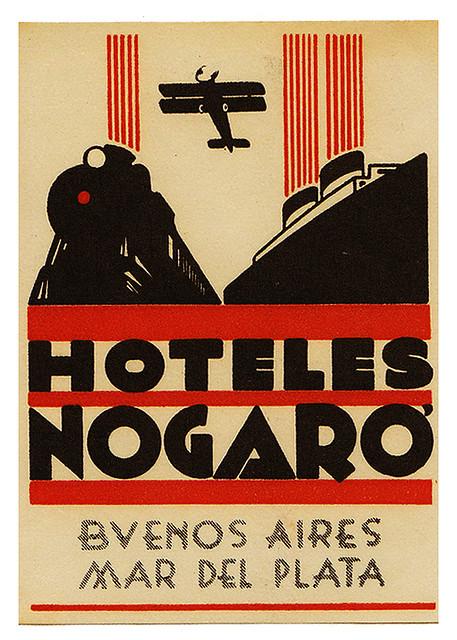 Argentina - MDQ - Mar del Plata - Grand Hotel Nogaro 02