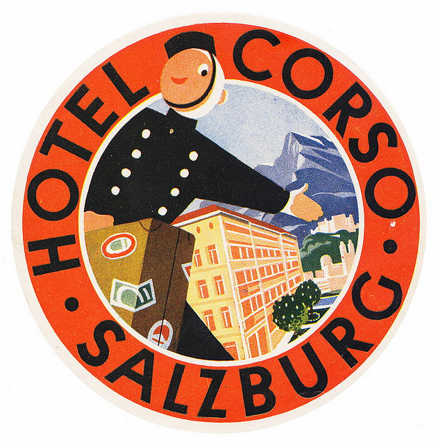 Austria - SZG - Salzburg - Hotel Corso