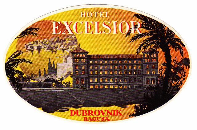 Croatia - DBV - Dubrovnik - Hotel Excelsior