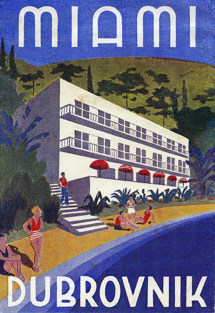 Croatia - DBV - Dubrovnik - Hotel Miami
