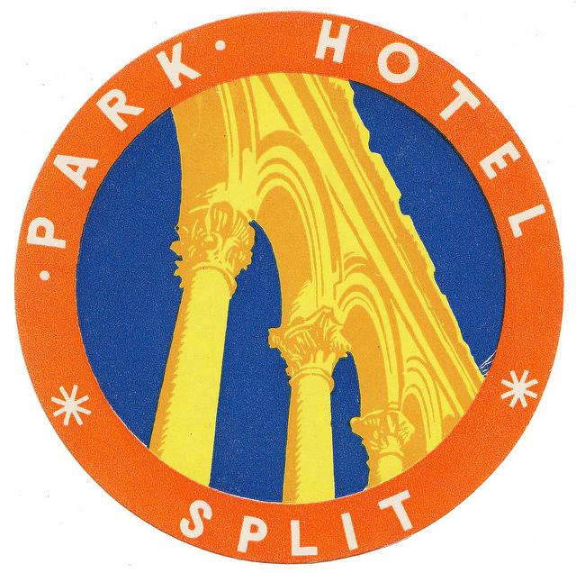 Croatia - SPU - Split - Park Hotel