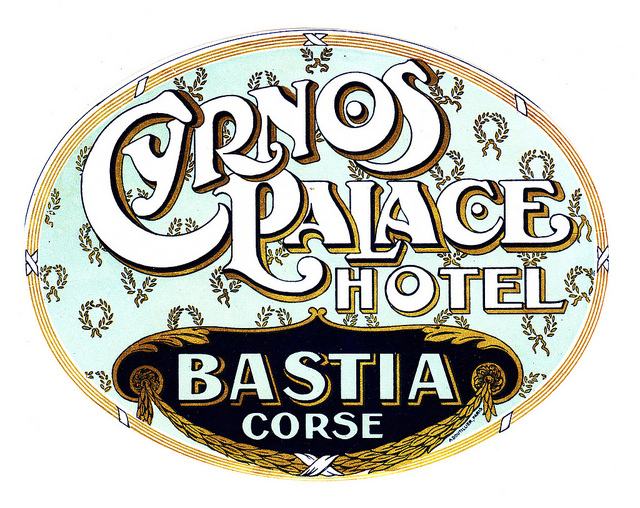 France - BIA - Bastia - Cyrnos Palace Hotel