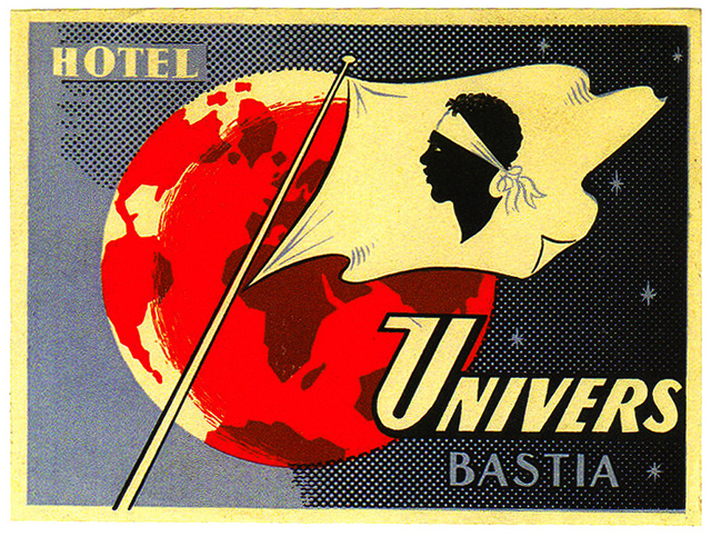 France - BIA - Bastia - Hotel Univers
