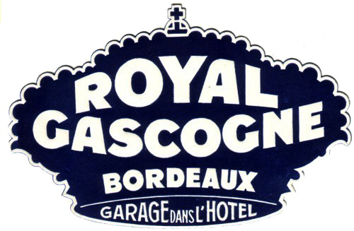 France - BOD - Bordeaux - Royal Gascogne