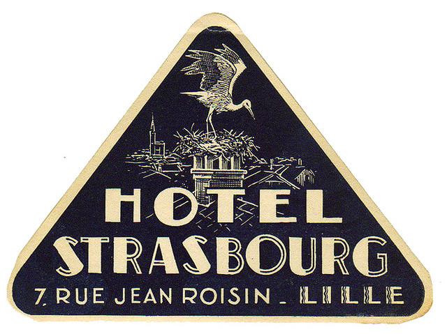 France - LIL - Lille - Hotel Strasburgo
