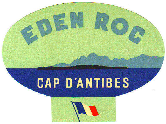 France - NCE - Cap d'Antibes - Eden Roc