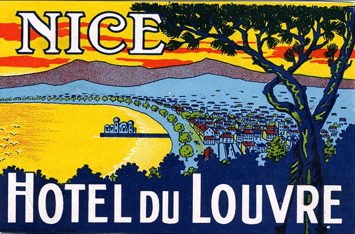 France - NCE - Nice
