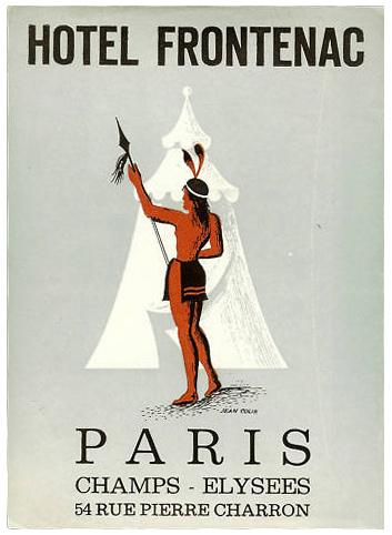 France - PAR - Paris - Hotel Frontenac