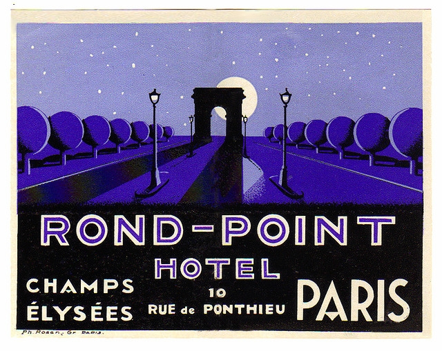 France - PAR - Paris - Hotel Rond Point