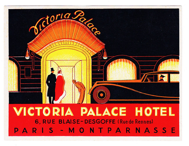 France - PAR - Paris - Victoria Palace Hotel