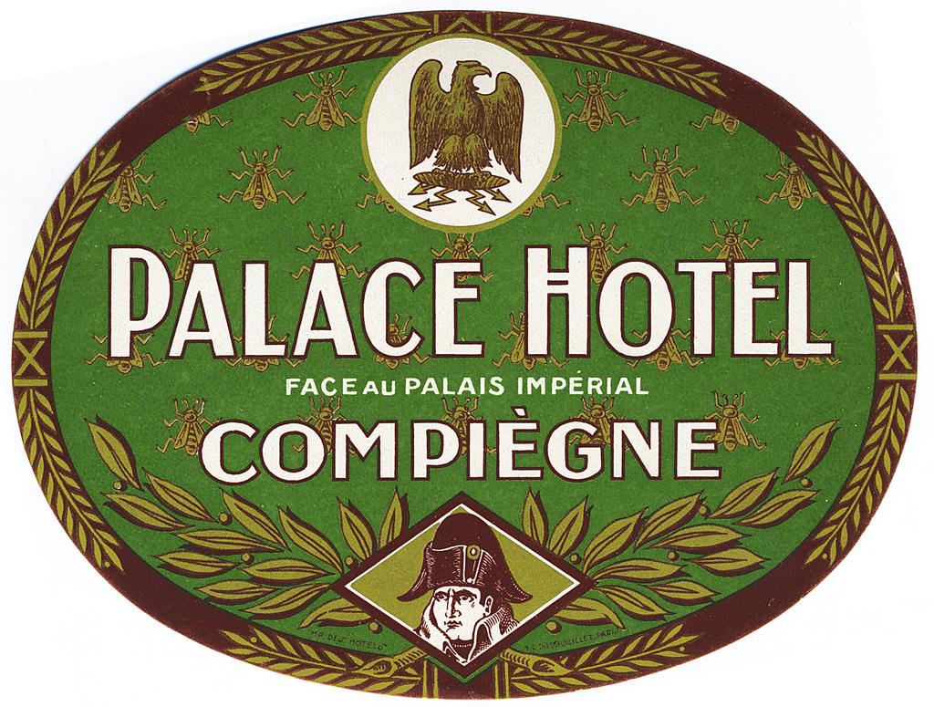 France - Palace Hotel Compiègne