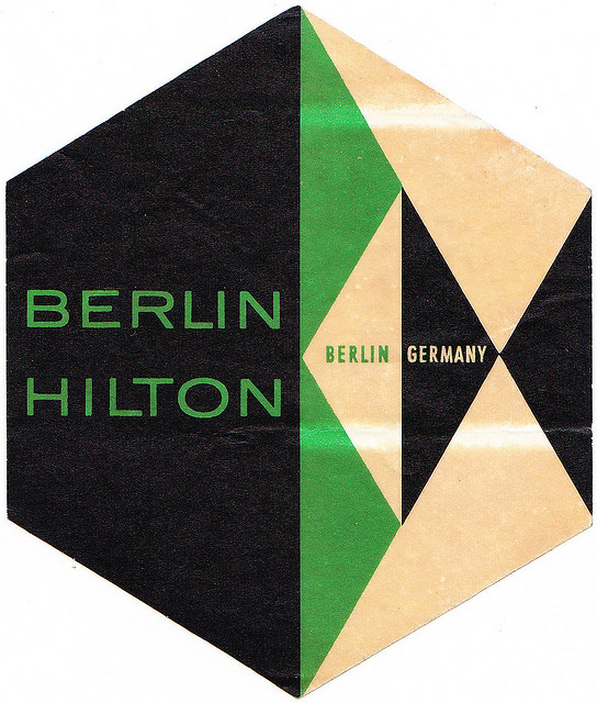 Germany - BER - Berlin - Hotel Hilton
