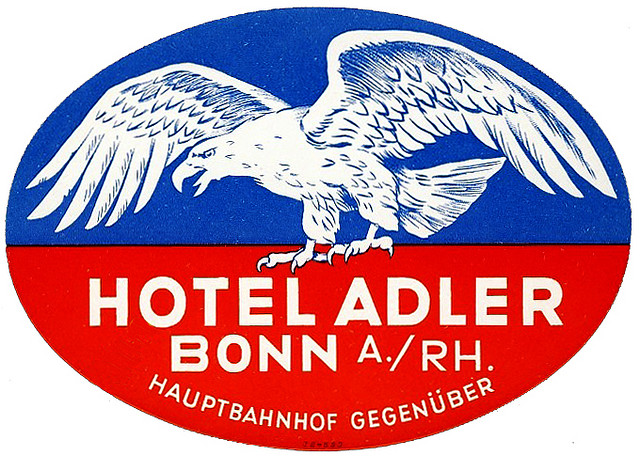 Germany - CGN - Bonn - Hotel Adler