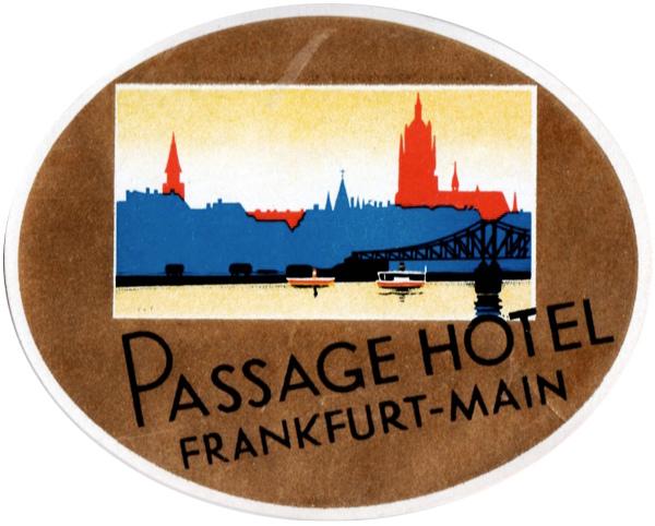 Germany - FRA - Franckfurt