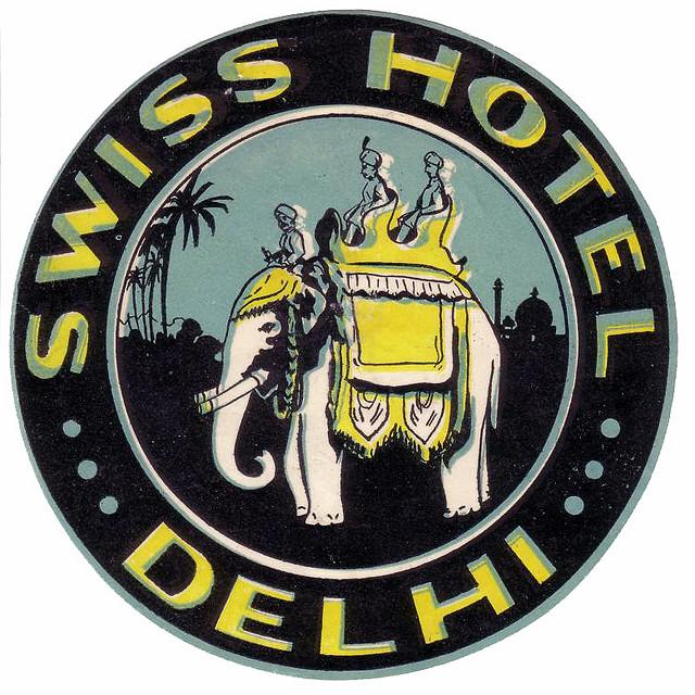 India - DEL - Delhi - Swiss Hotel