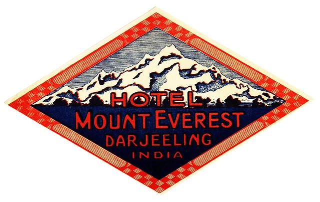 India - Darjeeling - Hotel Mount Everest
