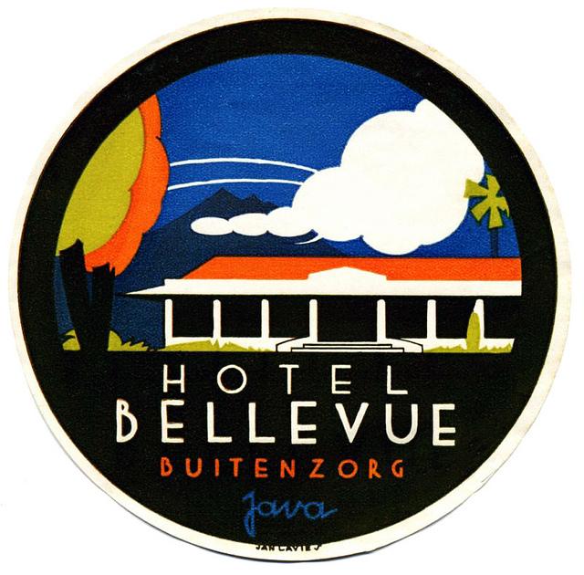 Indonesia - Java - Hotel Bellevue