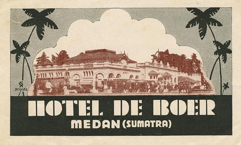 Indonesia - MES- Medan