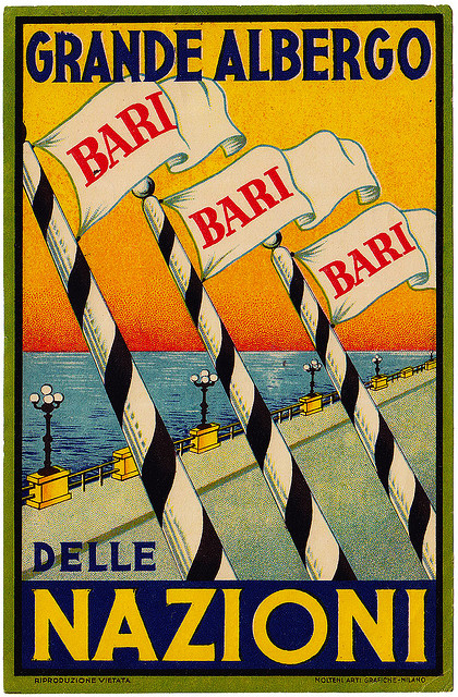 Italy - BRI - Bari - Grande Albergo delle Nazioni