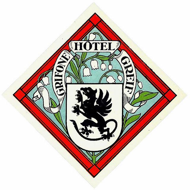 Italy - BZN - Bolzano - Hotel Grifone