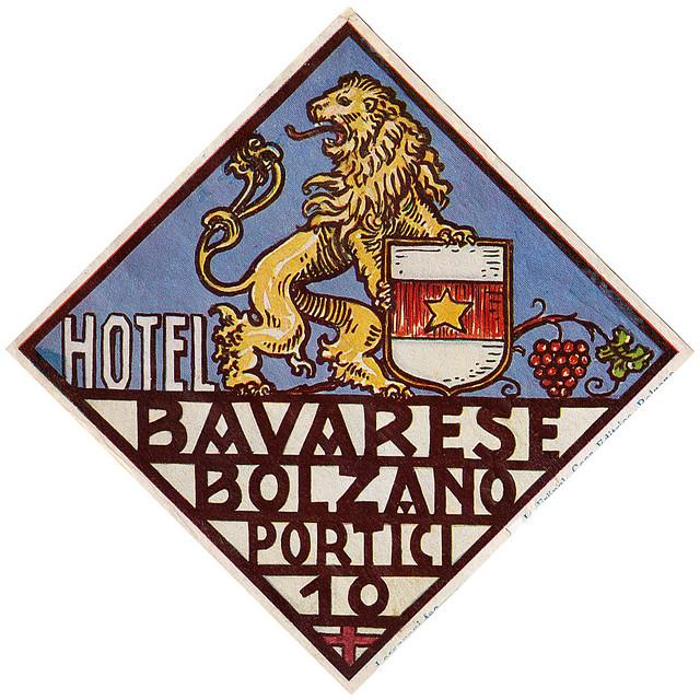Italy - BZO - Bolzano - Hotel Bavarese
