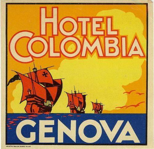 Italy - GOA - Genova