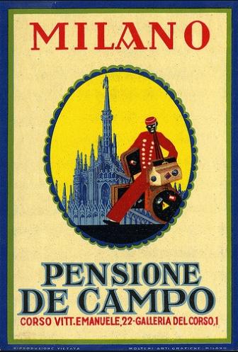 Italy - MIL - Milan - 2