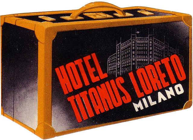 Italy - MIL - Milan - Hotel Titanus Loreto