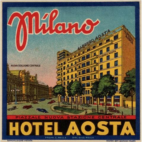 Italy - MIL - Milan