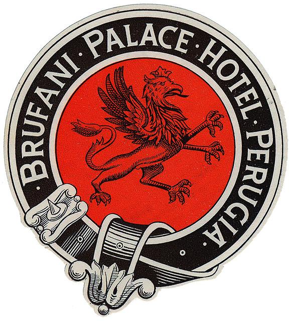 Italy - PEG - Perugia - Brufani Palace Hotel