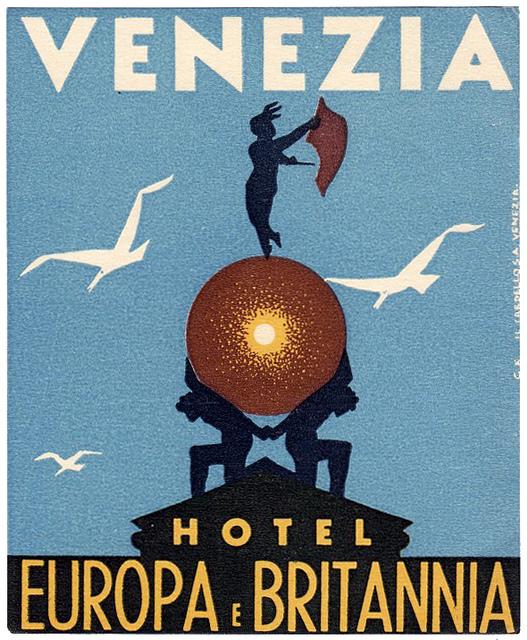 Italy - VCE - Venice - Hotel Europa e Britannia