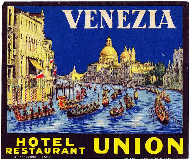 Italy - VCE - Venice - Hotel Union