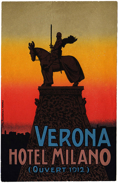 Italy - VRN - Verona - Hotel Milan