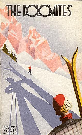 Italy - ski winter