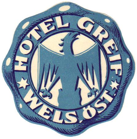 LNZ - Austria - Linz - Hotel Greif