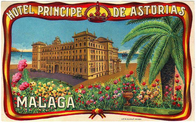 Spain - AGP - Malaga - 2