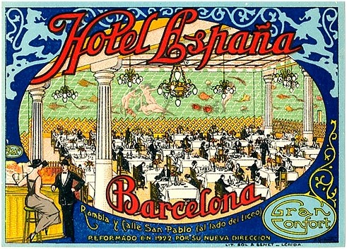 Spain - BCN - Barcelona