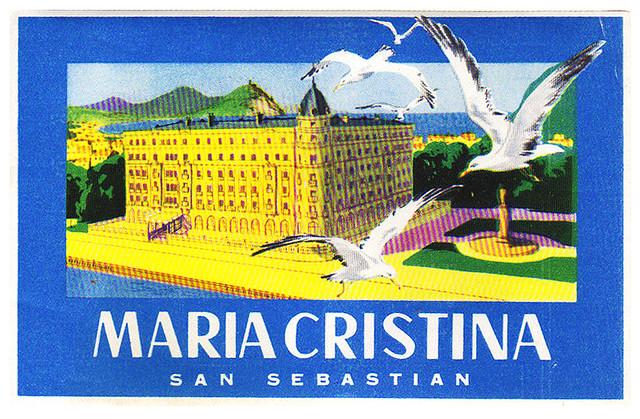 Spain - EAS - San Sebastian Hotel Maria Cristina