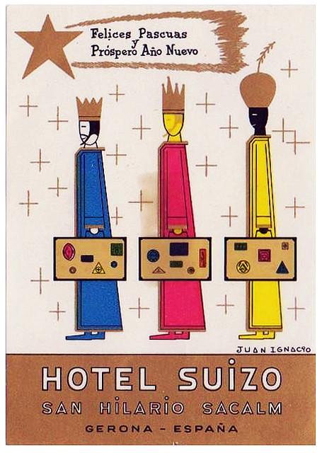 Spain - GRO - Gerona - Hotel Suizo
