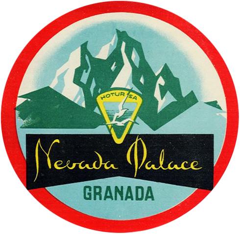Spain - GRX - Granada - Hotel Palace