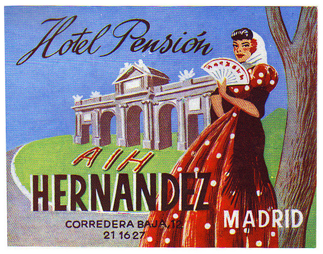 Spain - MAD - Madrid Hotel Aih Hernandez