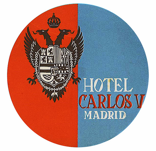 Spain - MAD - Madrid - Hotel Carlos V