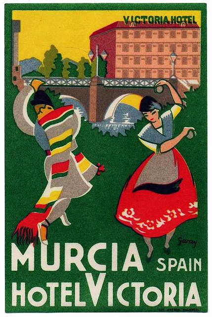 Spain - MJV - Murcia - Hotel Victoria